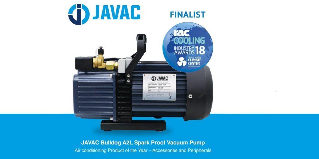 Bulldog UK FInalist Vacuum Pump