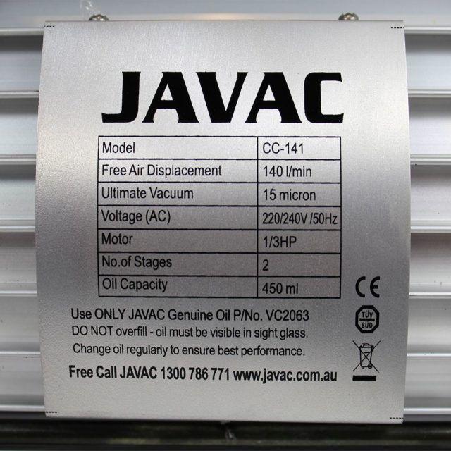 HVAC VACUUM PUMP 141