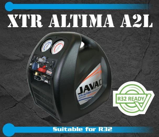 XTR-ALTIMA A2L Refrigerant Recovery Machine