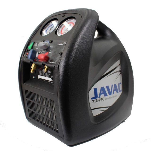 XTR Pro Refrigerant Recovery Machine by Javac