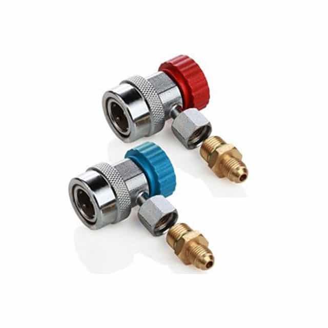 Automotive Quick Coupler Connector Set Manifold Gauge
