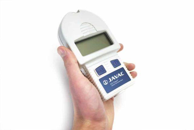 CO Carbon Monoxide Meter