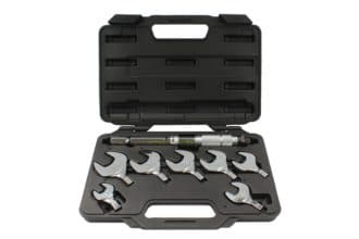 8 Pc Metric Torque Wrench Kit
