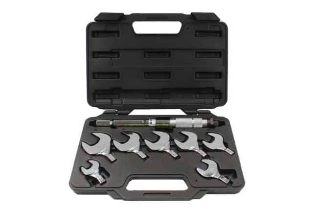 8 Pc Metric Torque Wrench Kit