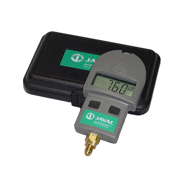 Acravac Plus Digital Vacuum Gauge