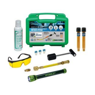 Complete EZ-Ject™ UV Leak Detection Kit