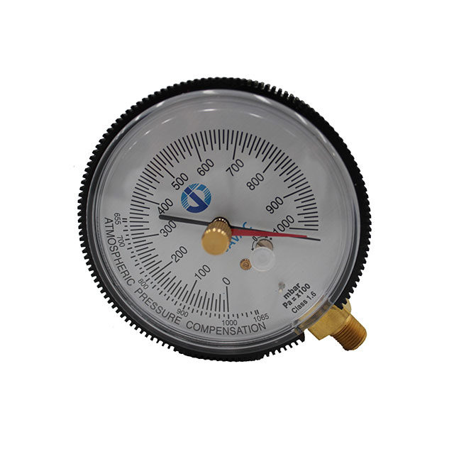 80mm Dial Vacuum Pump Gauge