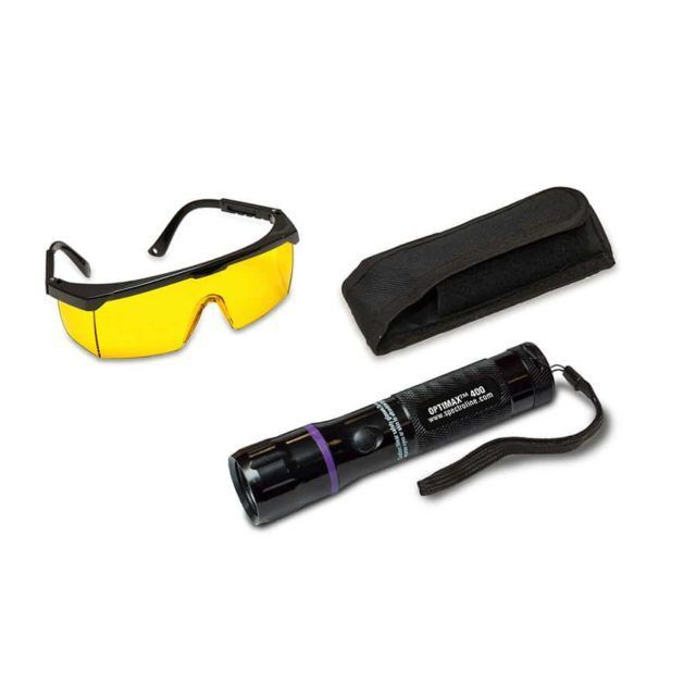 Optimax 400 UV Flashlight Torch