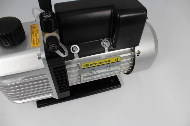 80 Litre HVAC Vacuum Pump (10)