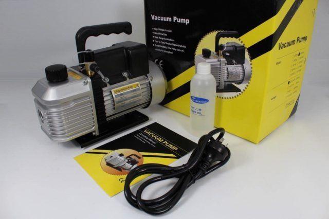 80 Litre HVAC Vacuum Pump (7)
