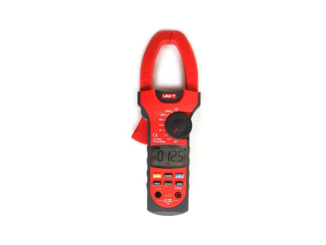 UT209A 1000A AC/DC Clamp Meter 1