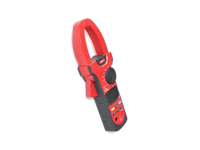 UT209A 1000A AC/DC Clamp Meter 2