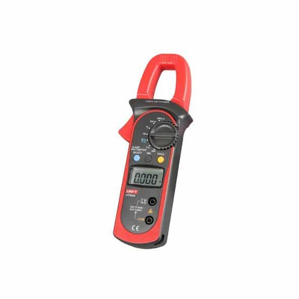 UT204A 600A AC Auto Range Clamp Meter with Temperature Capacitance