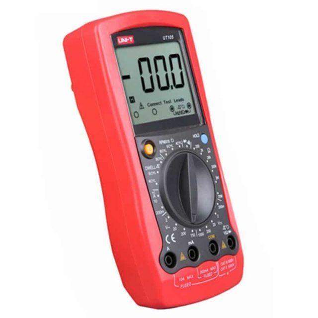 UT105 is a handheld digital multimeter (2)
