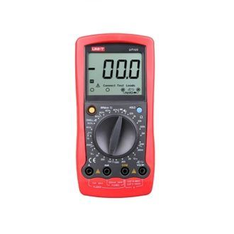 UT105 is a handheld digital multimeter