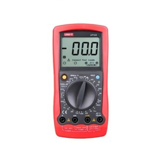 UT105 is a handheld digital multimeter