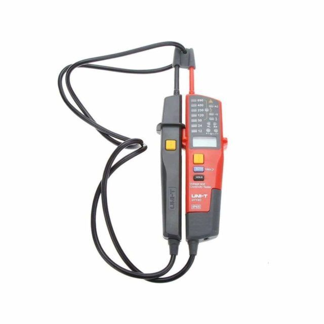 UT18C Voltage And Continuity Tester