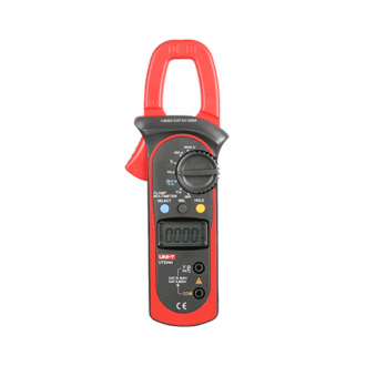 UT204A 600A AC Auto Range Clamp Meter with Temperature Capacitance
