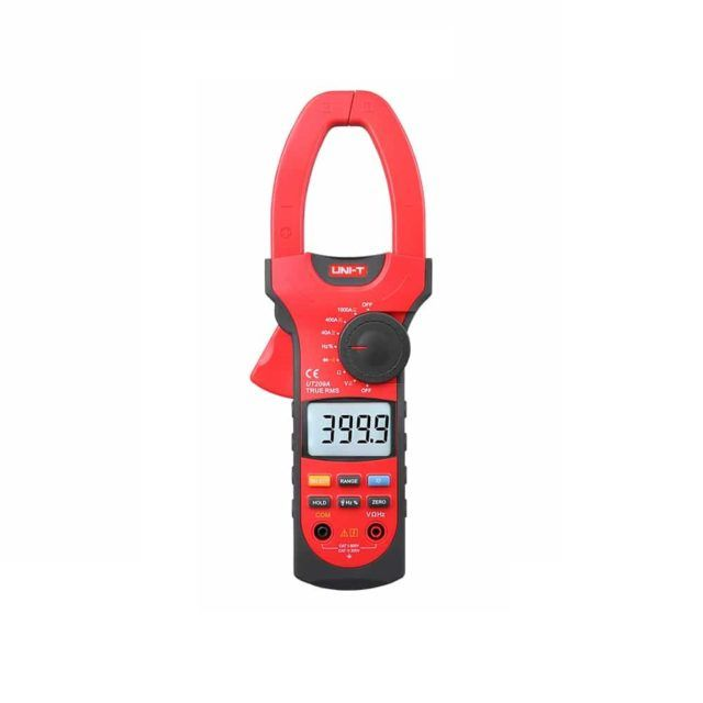 UT209A is a 1000A True RMS auto range digital clamp meter