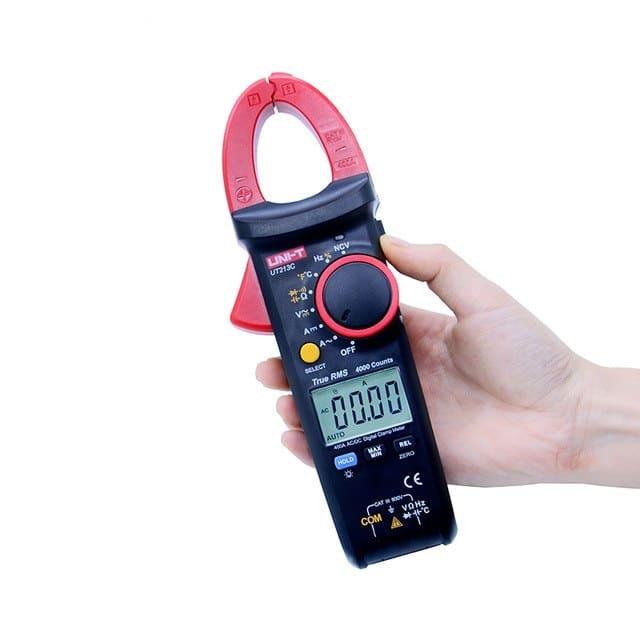UT213C AC/DC digital clamp meter (2)