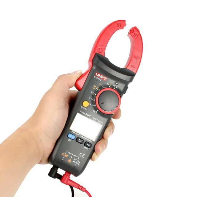 UT213C AC/DC digital clamp meter (3)