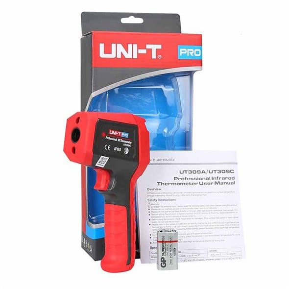 UT309C Professional Infrared Thermometer (4)