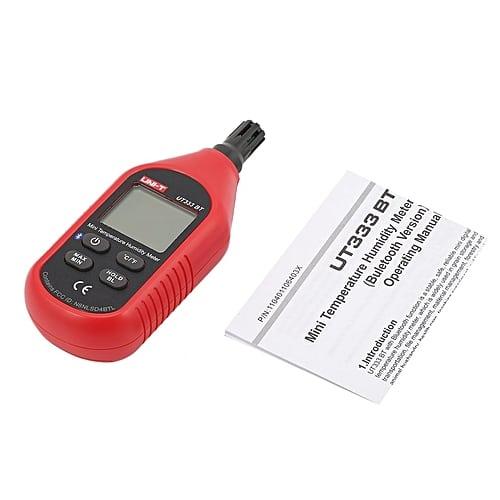 UT333BT Mini Temperature Humidity Meter (4)