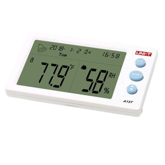 A13T Temperature Humidity Meter & Monitor (1)
