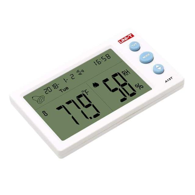 A13T Temperature Humidity Meter & Monitor (2)