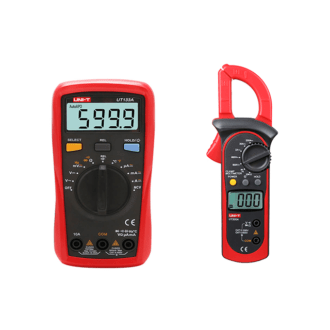 Digital Multimeters and Clamp Meters
