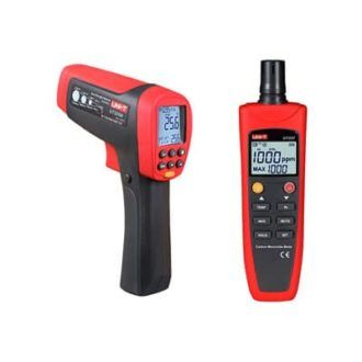 Infrared Thermometers and Environmental Testers