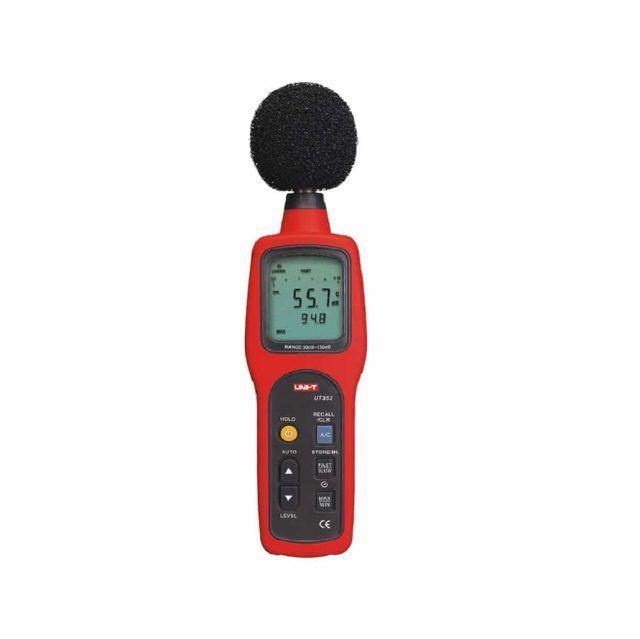 UT352 Professional Sound Meter