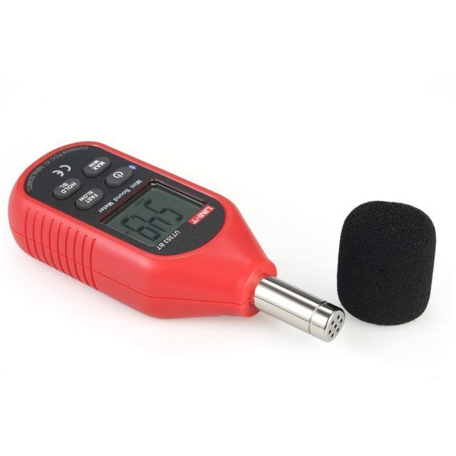 UT353BT Mini Sound Meter (3)