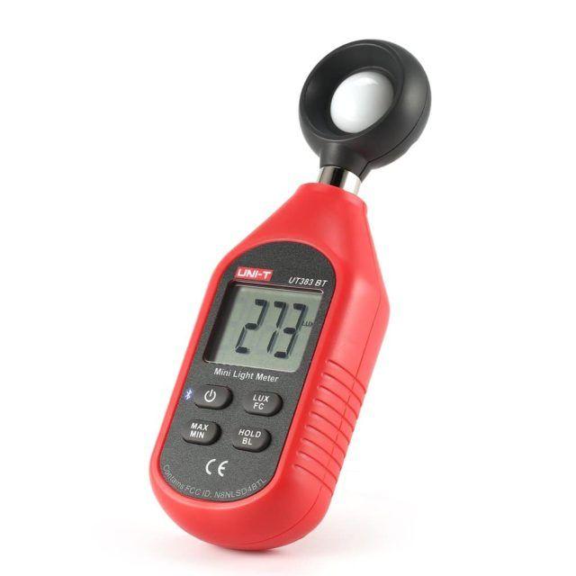 UT383BT Digital Light Meter (1)
