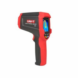 UTi80 Thermal Imaging Camera + Infrared Thermometer