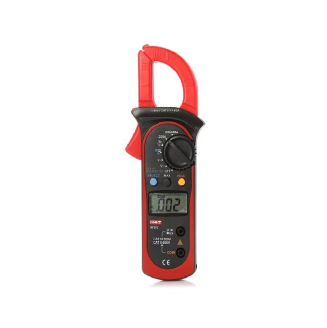 Uni-T UT202 AC Clamp Multimeter CAT II  600V