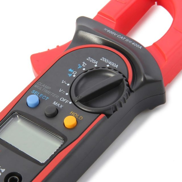 Unit-T Clamp Meter UT202 - Close Up