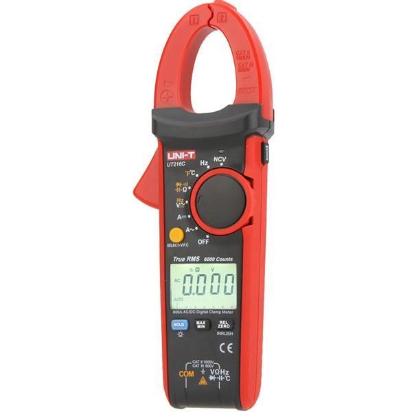 UT216C 600A True RMS Digital Clamp Meter CAT III