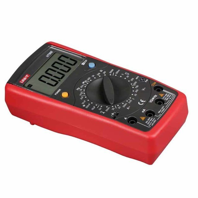 UT39E HIGH-PRECISION DIGITAL MULTIMETER