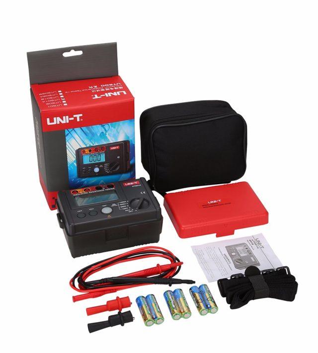 UT501A 1000V Insulation Resistance Tester NZ 3