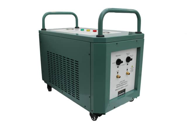 Industrial Refrigerant Recovery System (1)