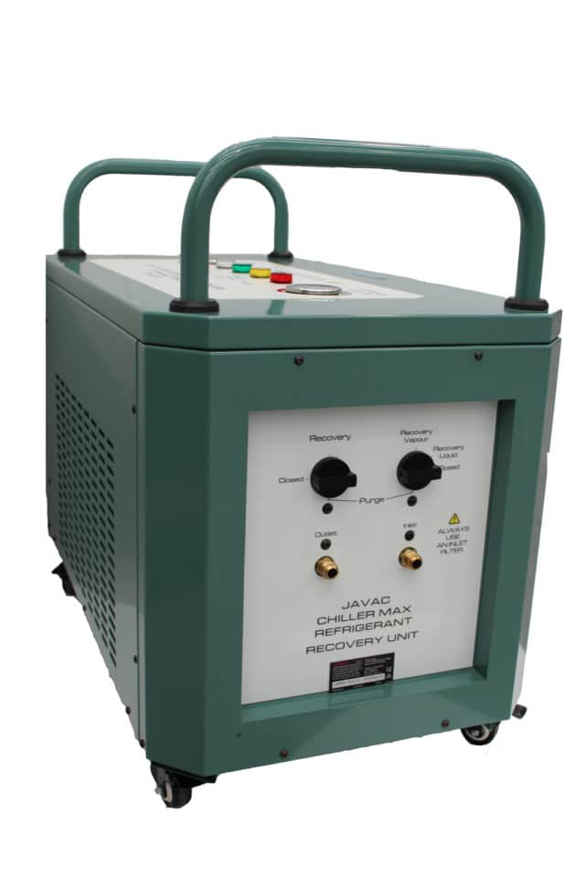 Industrial Refrigerant Recovery System (2)