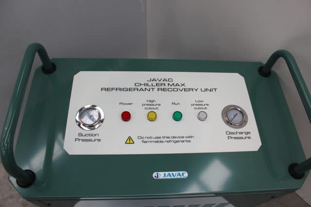 Industrial Refrigerant Recovery System (3)