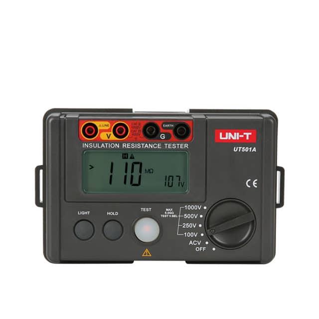 Ut501a 1000v Insulation Resistance Tester (3)