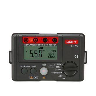 UT501B Insulation Resistance Tester
