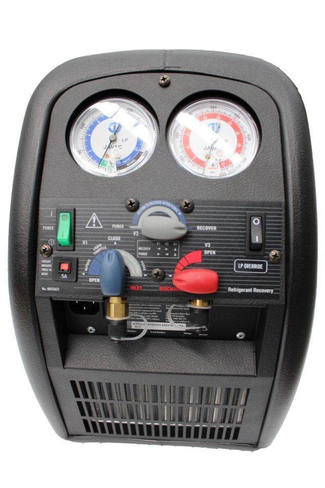 XTR Pro Refrigerant Recovery Machine R32