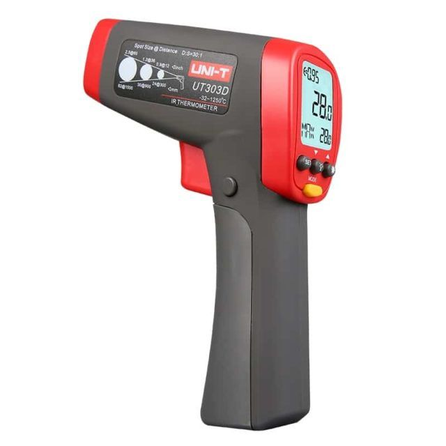 UT303D Infrared Thermometer