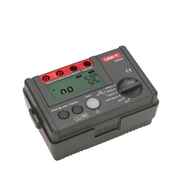 UT502A Insulation Resistance Tester 2500V