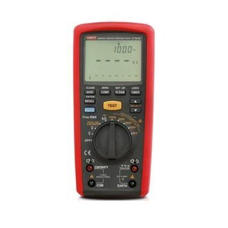 UT505 Insulation Resistance Tester Handheld New Zealand (3)