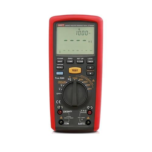 UT505 Insulation Resistance Tester Handheld New Zealand (3)